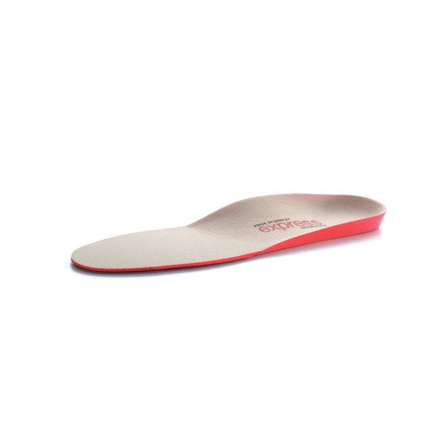 Red express orthotics foot insoles