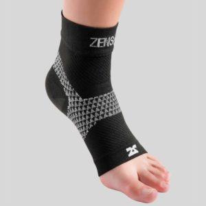 plantar fasciitis ankle compression sleeve single