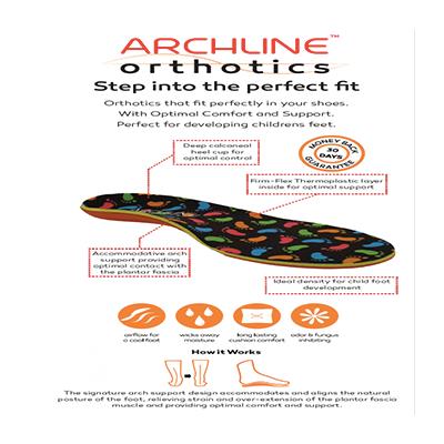 Archline shoe insoles