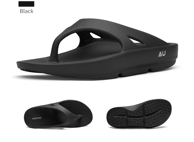 FANTURE Unisex Arch Support Slippers