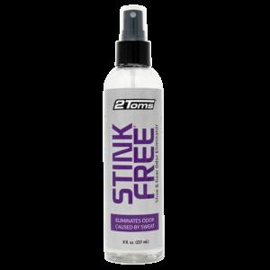 Eliminates foot odour, athelete's foot