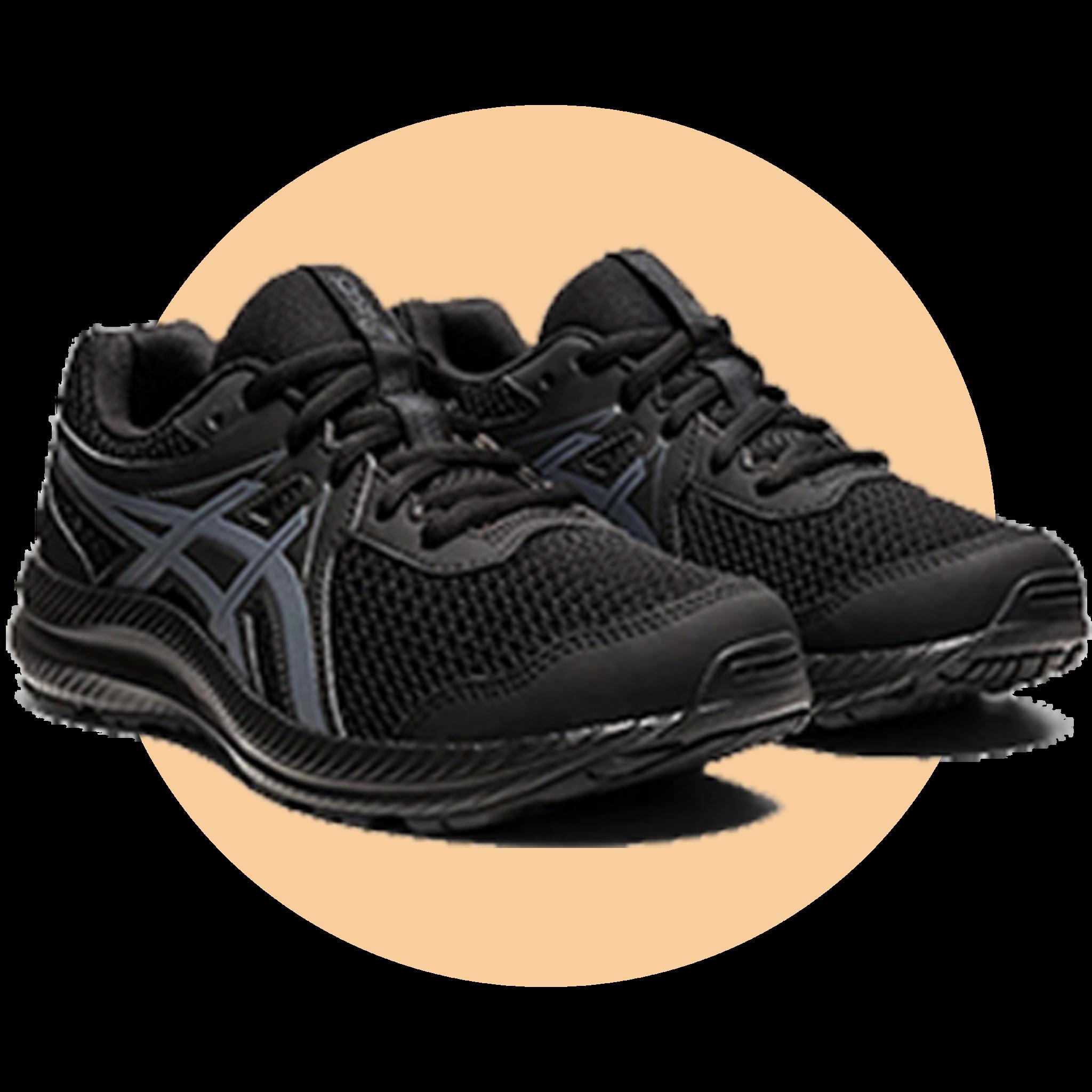 Ascis School Shoes -$59